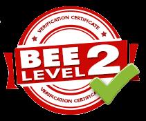 bbbee level 2 badge